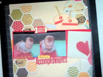 Scrapbooking Process 111: Planetarium Studio Calico Kit