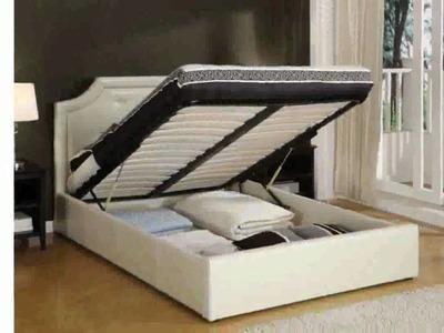 Storage Bed Frames Queen