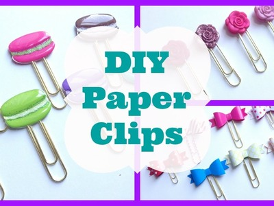 Tuesday Tip: DIY Paper Clips