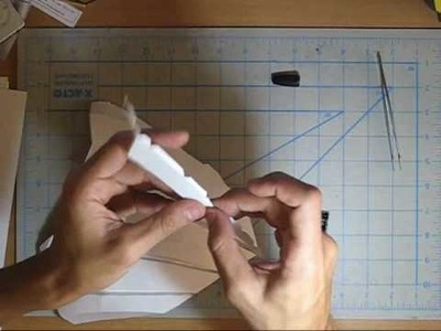 Tutorial 1 papercraft.wmv