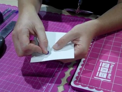 We R Memory Keepers (WRMK) Brad Setting Tool Demo Video by PaperCrafter's Corner