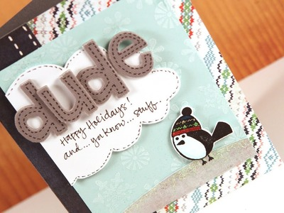 Day 9 - Holiday Card Series 2011