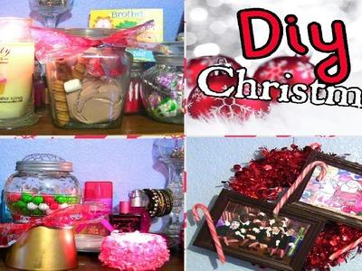 ❄DIY: 5 HoliDIY Christmas Gifts And Decorations!