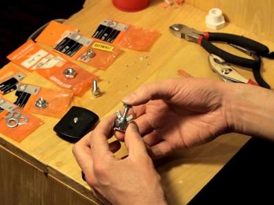 DIY Hot Shoe Adapter