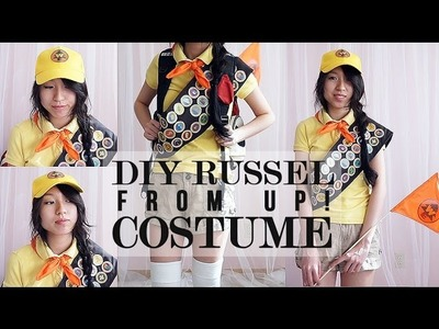 DIY: Russel Halloween Costume