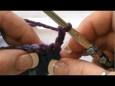"How to Crochet the ""Corded Ridge"" Stitch"