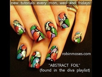 How to Foil Nails