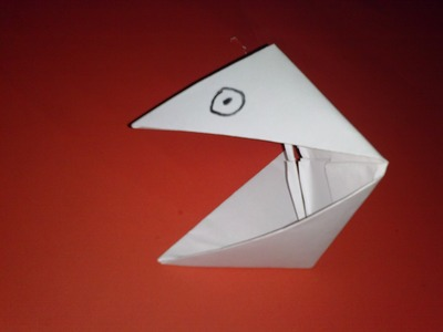 How TO: Make Origami Snapper