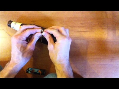 How to tie a viola da gamba fret