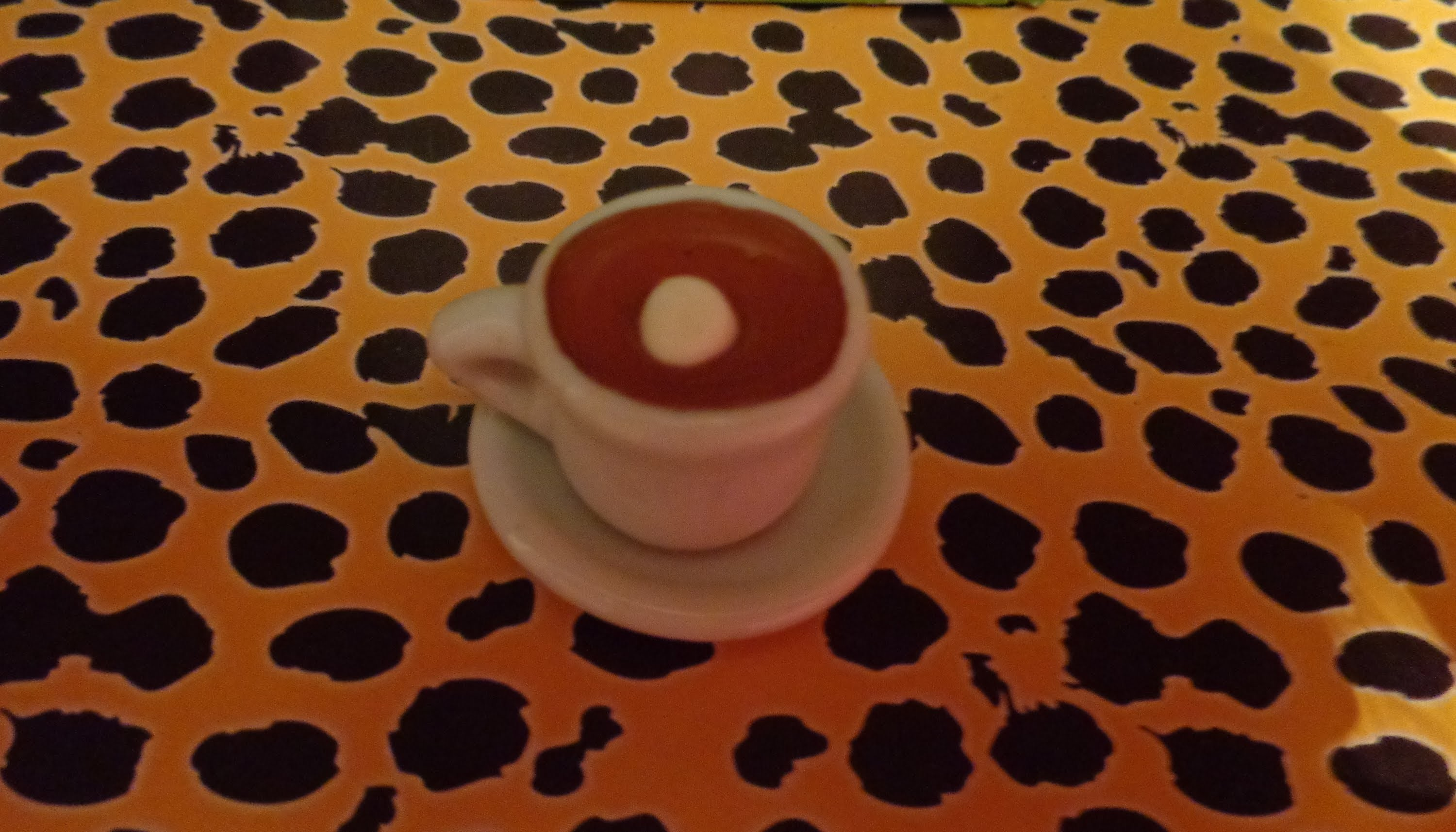 LPS Crafts - How to Make Hot Chocolate with Marshmallow