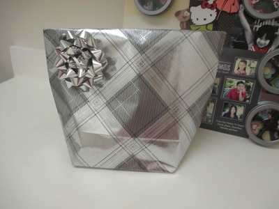 Make Your Own Gift Bag - asimplysimplelife