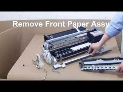 Modify Instruction Tutorial - Part 3.11 - DIY DTG Epson Anajet Mod-1 NeoFlex Brother A2 A3