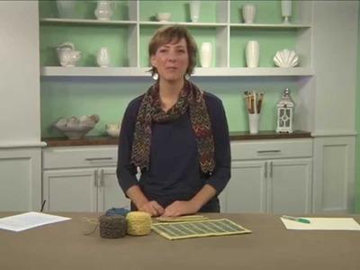 Mosaic Knitting Basics with Joanna Johnson Preivew