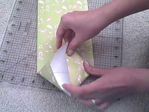Paper Bag Tutorial