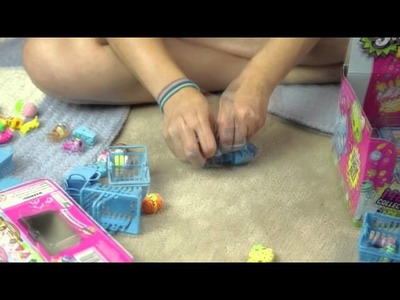 SHOPKINS - Toy Review