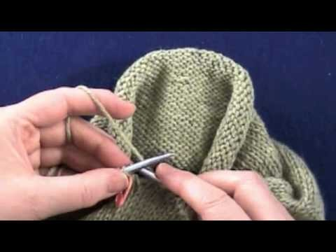 The Top-Down Sleeve:  The Sleeve Cap, Part 2 of 2