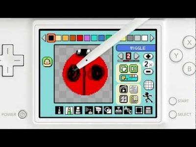 Warioware DIY Trailer - Warioware Do It Yourself Game Trailer
