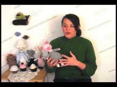 Amy Gains - Amigurumi Crochet