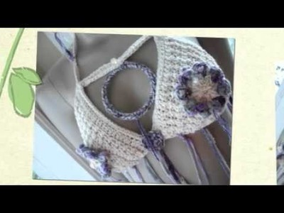AWE!Some Crochet--A new bikini design
