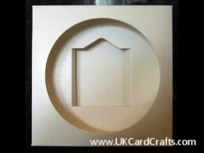 CD Clock Gift Boxes By UK Card Crafts