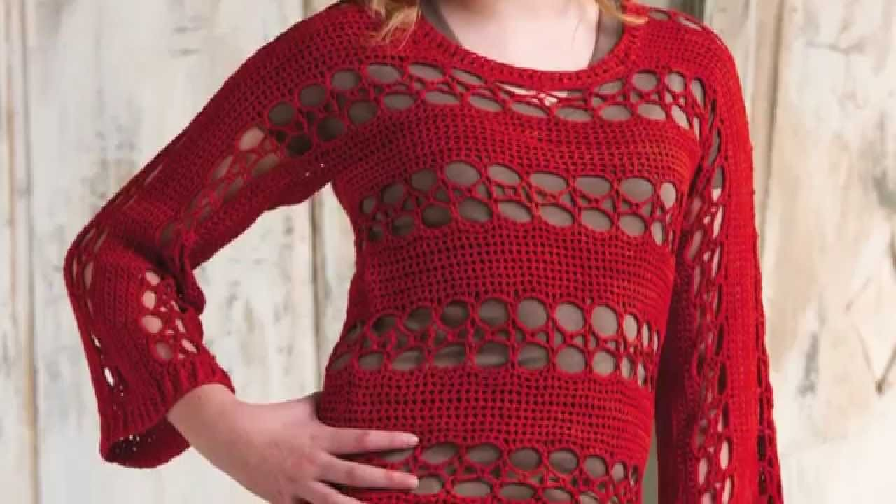 Crochet! Magazine's Autumn 2014 Preview & Broomstick Lace Tutorial