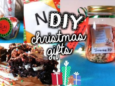 DIY Christmas Gifts for Friends, Family, Teachers, Boyfriends!