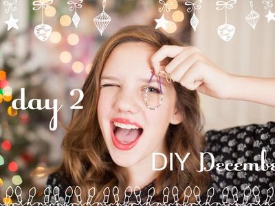 DIY December | Day Two | Morse Code Bracelets