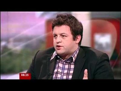 DIY Doctor on BBC Breakfast 18 Jan 2011