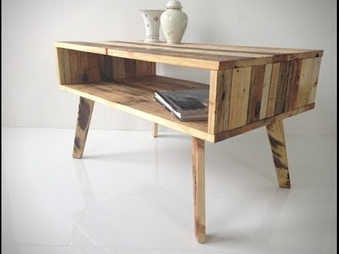DIY Pallet Funiture Ideas - Part 1 - Wood Pallet Inspiration
