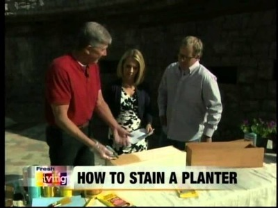 DIY Wood Projects for Spring | Stain & Maintain with Minwax