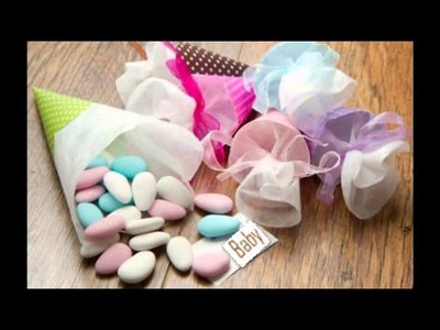 Easy DIY baby shower favors ideas