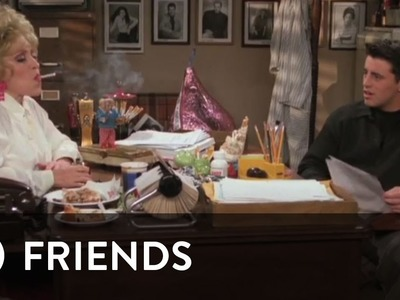 Estelle Gets Joey An Audition For Another World | Friends