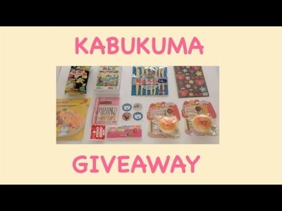 Giveaway!!! [SQUISHIES, DIY CANDY, CRAFT SUPPLIES]