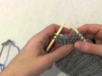 How to Fix Knit instead of Purl