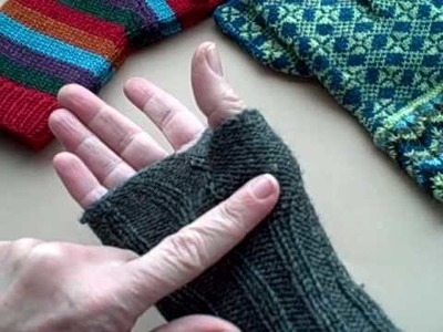 Kelley's Mitten Class - Thumb Decision Point