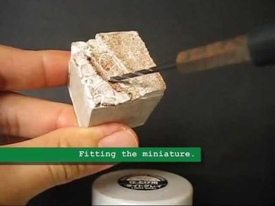 Quicktips 2-Creative DIY Miniature Base
