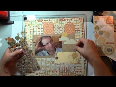 Scrapbooking - October 2012: Episode 47