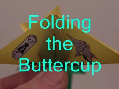 Skill: Medium - Folding the Buttercup Flower