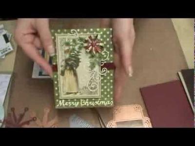 """#85 Die-Version & Heartfelt Creations Dies """"Look Past the Packaging"""" by Scrapbooking Made Simple"""