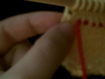 Advanced Knitting Technique - Life Line