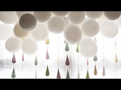 DIY Baby Shower Decoration