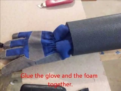 DIY Bionic Arm Prop Tutorial