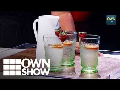DIY Serving Tray: SO CUTE! | #OWNSHOW | Oprah Winfrey Network