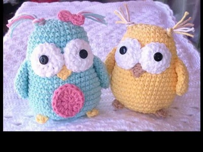 Easy crochet animals for beginners