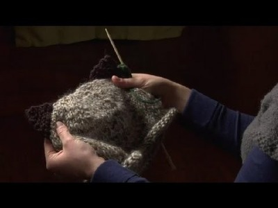 How to Knit Ears to Sew on a Hat : Knitting Hats