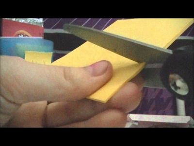 How to make Mini Sticky notes for your AG dolls!