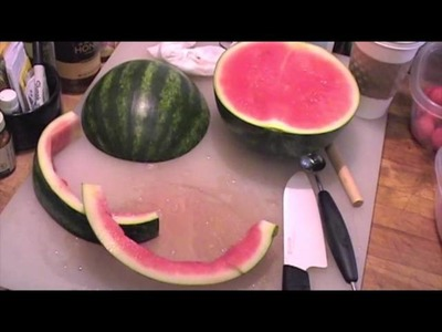 How to Make Watermelon Animals (Easy)