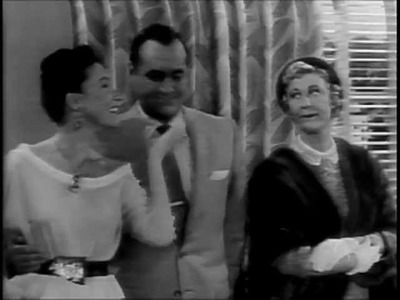 "I Married Joan S3-07 ""Dancing Lessons"" 11.10.1954"