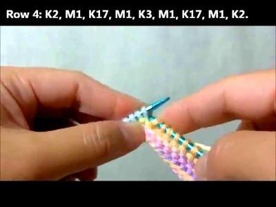 Knitting Basic  Baby Booties ( Part 1) - Creative Design!