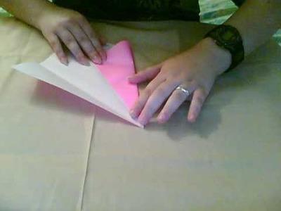 Origami Unicorn Tutorial (Part 1)